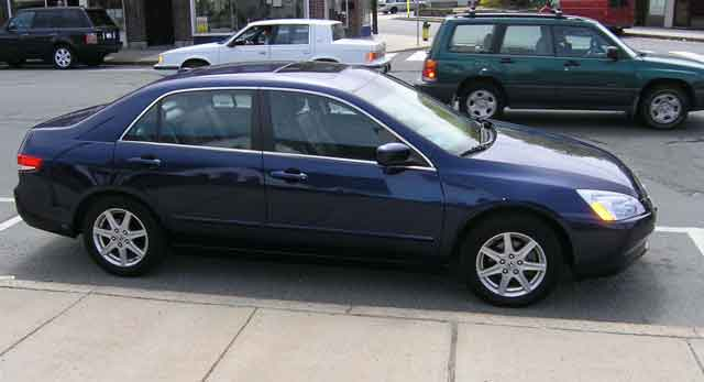 2004 Honda Accord V6. This Is A Fast Car With 240 Horsepower.